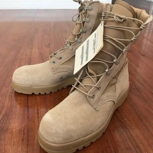 Other - Army Combat Boots (Warm Weather)